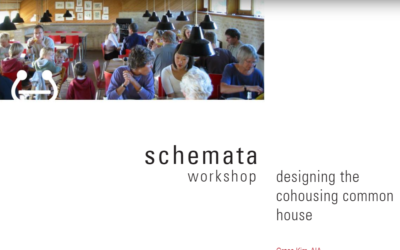 Designing the cohousing common house – Free online  e-book by Grace Kim, AIA