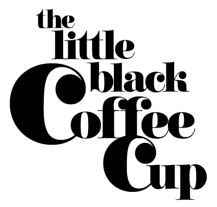 The Little Black Coffee Cup