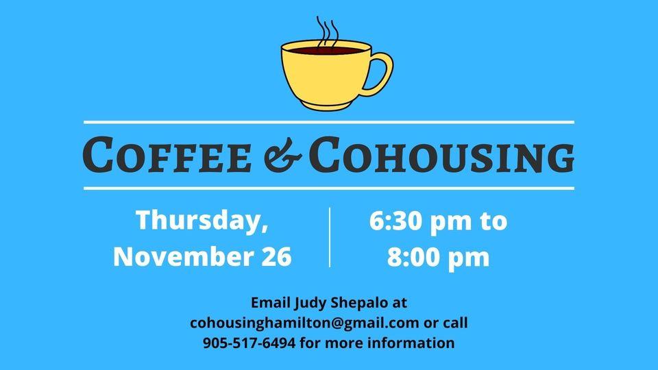 Coffee & Cohousing