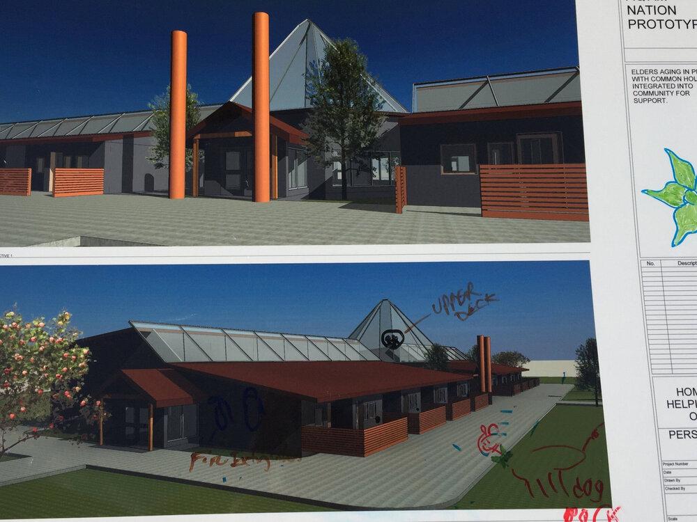 R2R Building Plans