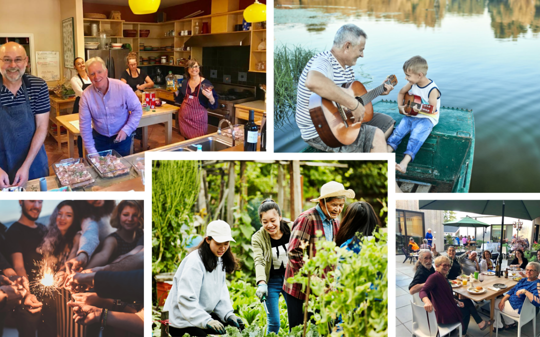 Won't You Be My Neighbour? Co-Buying & Coliving in Cohousing